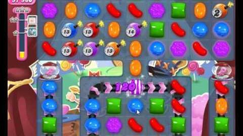 Candy Crush Saga Level 1906 Hard Level NO BOOSTER (3 Stars)