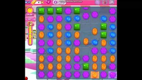 Candy Crush Saga Level 252 High Score (23,110,820)