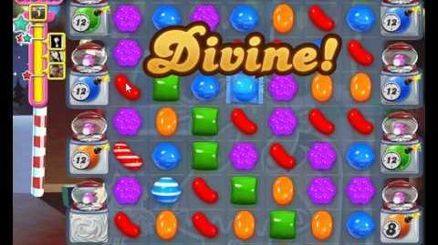 Candy Crush Saga Level 265 NEW
