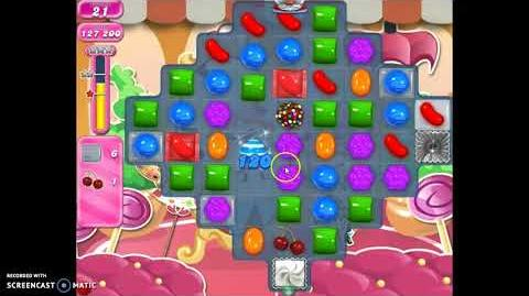 Candy Crush Saga Level 2740 - NO BOOSTERS ✔