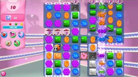 Candy Crush Saga Level 3320 NO BOOSTERS