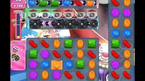 Candy crush saga level 1380 No booster