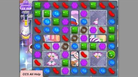 Candy Crush DREAMWORLD level 450 NO BOOSTERS