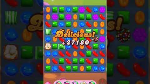 Candy Crush Level 2641