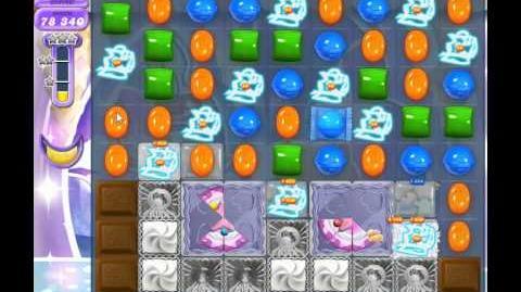Candy Crush Saga Dreamworld Level 505 (No booster, 3 Stars)