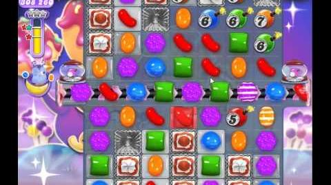 Candy Crush Saga Dreamworld Level 534 (Traumwelt)