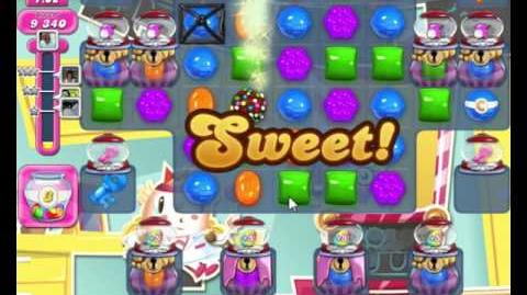 Candy Crush Saga LEVEL 2374 NO BOOSTERS