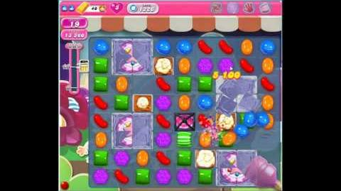Candy Crush Saga Level 1226 No Boosters