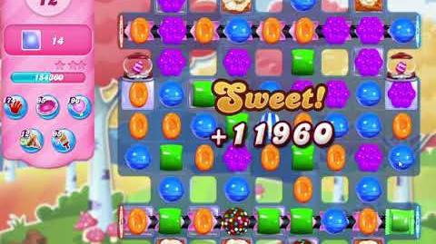 Candy Crush Saga Level 3152 NO BOOSTERS (third version)
