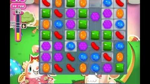 Candy Crush Saga Level 75 - 2 Star - no boosters