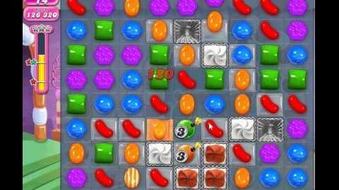 Candy Crush Saga Level 763(No booster, 3 Stars)