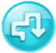 Rainbow Rapids level icon