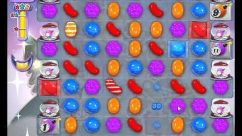 Candy Crush Saga Dreamworld Level 265 (Traumwelt)