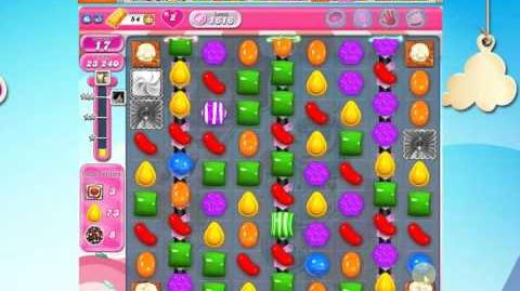 Candy Crush Saga LEVEL 1616