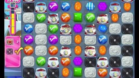 Candy Crush Saga LEVEL 2167 NO BOOSTERS