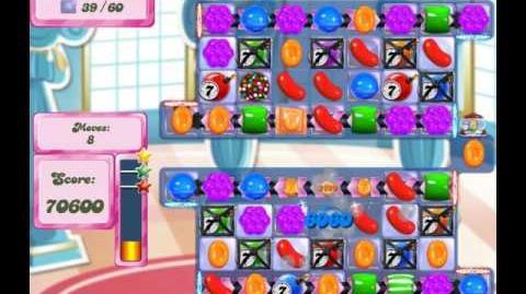 Candy Crush Saga Level 2650 (13 moves)