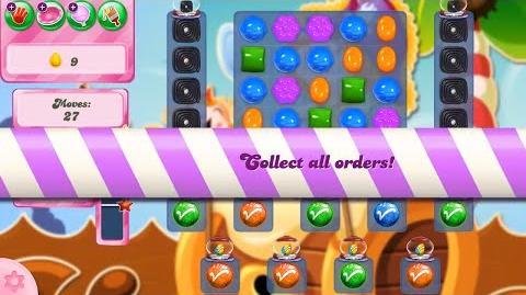 Candy Crush Saga Level 2684 NO BOOSTERS