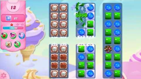 Candy Crush Saga Level 3136 NO BOOSTERS