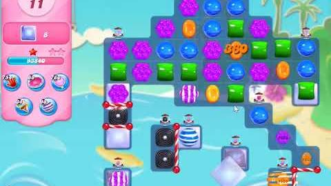 Candy Crush Saga Level 4207 NO BOOSTERS