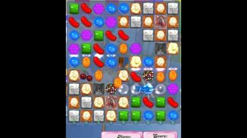 Candy Crush Level 1148 New with 5 colors