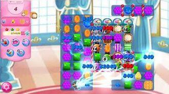 Candy Crush Saga - Level 4695 - No boosters ☆☆☆