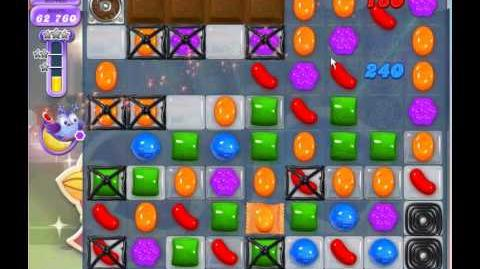 Candy Crush Saga Dreamworld Level 526 (3 star, No boosters)