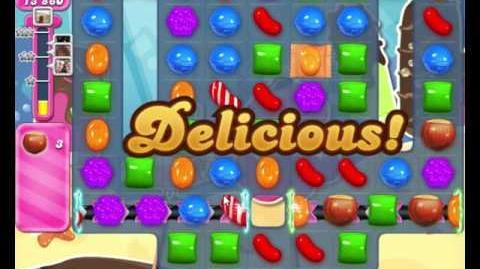 Candy Crush Saga LEVEL 1740