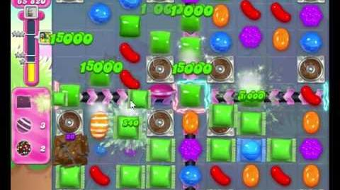 Candy Crush Saga LEVEL 2253 NO BOOSTERS (20 moves)
