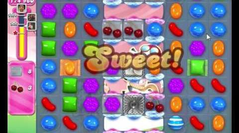 Candy Crush Saga LEVEL 2291 NO BOOSTERS