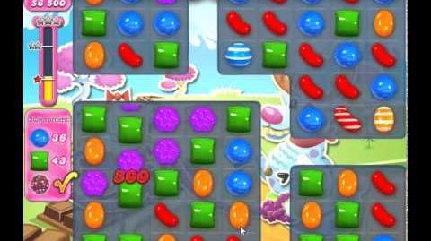 Candy Crush Saga Level 1077