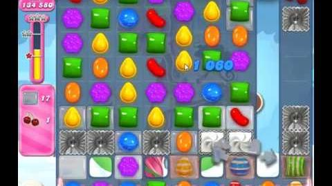 Candy Crush Saga Level 1819 - NO BOOSTERS