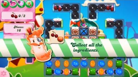 Candy Crush Saga Level 2663 NO BOOSTERS