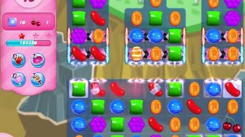 Candy Crush Saga Level 2908 NO BOOSTERS