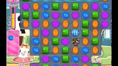 Candy Crush Saga Level 666