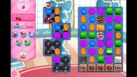 Candy Crush Saga - Level 2987 ☆☆☆