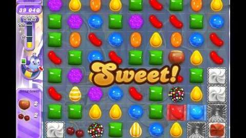 Candy Crush Saga Dreamworld Level 514 (No booster, 3 Stars)