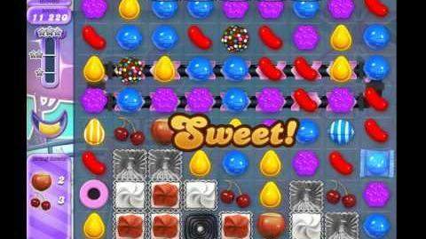 Candy Crush Saga Dreamworld Level 598 (No booster, 3 Stars)