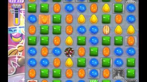 Candy Crush Saga Dreamworld Level 608 (Traumwelt)