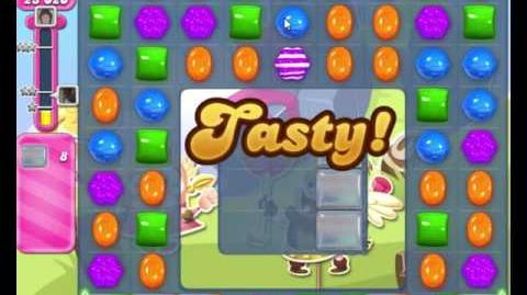 Candy Crush Saga LEVEL 1662 NO BOOSTERS (16 moves)