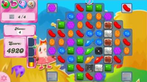 Candy Crush Saga LEVEL 2448 NO BOOSTERS (unreleased version)