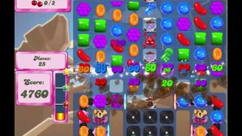 Candy Crush Saga Level 2706 NO BOOSTERS
