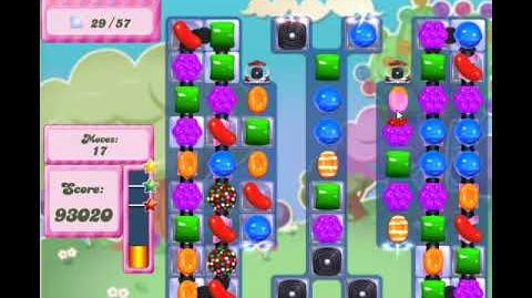 Candy Crush Saga Level 2822 One Hammer 2700plus Group