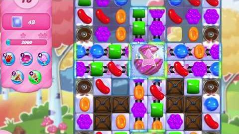 Candy Crush Saga Level 3046 NO BOOSTERS (16 moves)