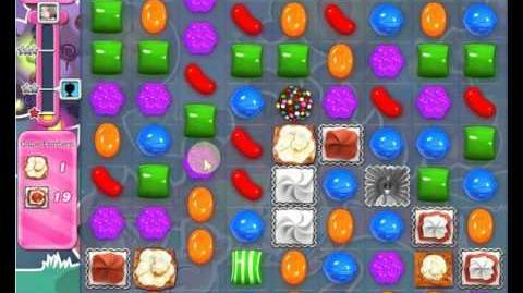 Candy Crush Saga LEVEL 1517 new version (22 moves)