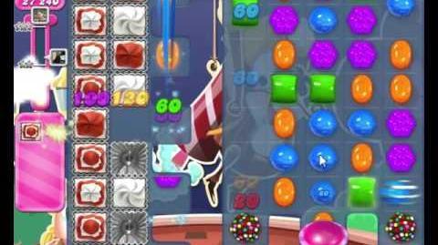 Candy Crush Saga LEVEL 2185 NO BOOSTERS