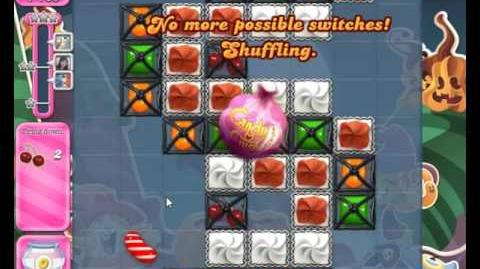 Candy Crush Saga Level 1296 NO BOOSTER (Newest Version)
