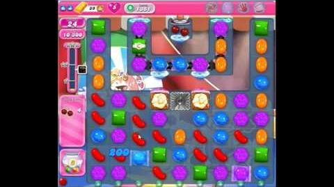 Candy Crush Saga Level 1381 No Boosters
