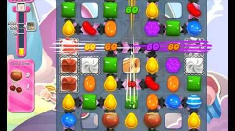 Candy Crush Saga Level 1529 NO BOOSTER (2nd Version)