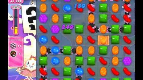 Candy Crush Saga Level 654