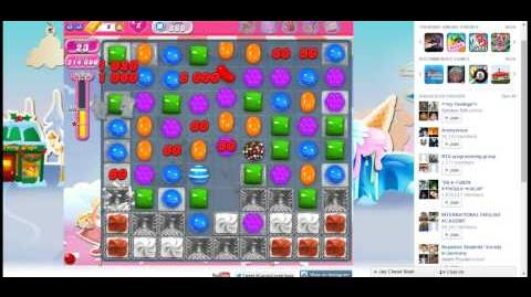 Candy Crush Saga Level 888 ★★★ NO BOOSTER